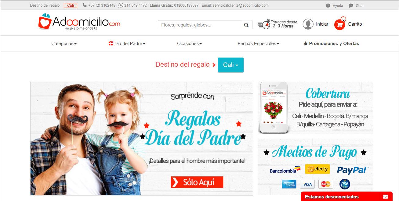 www.adoomicilio.com